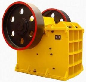 stone cusher jaw crusher PE series