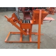 manual clay brick machine/ground brick machine