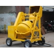 new model diesel model mixer with steel wireline go up